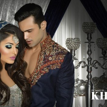 Indian Bridal Couple