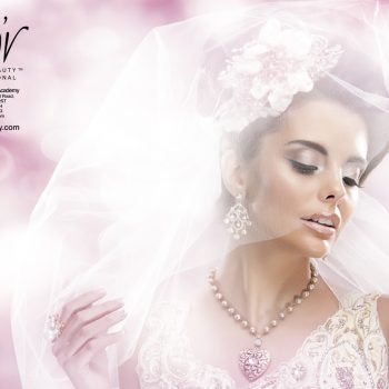 Modern Bridal Look