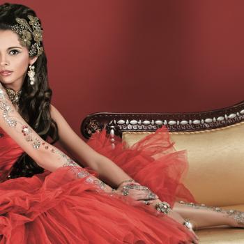 Intricate Bridal Design