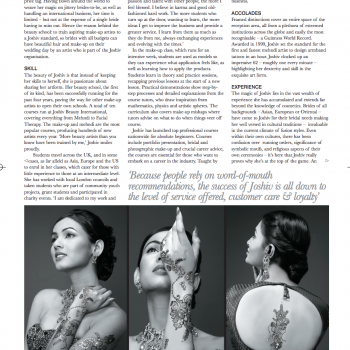Joshiv Beauty Editorial 3