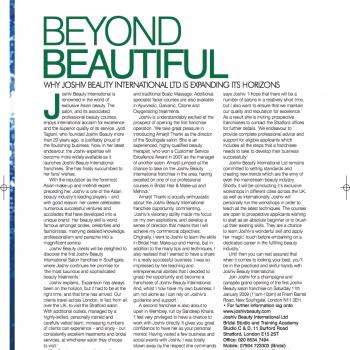 Joshiv Beauty Editorial